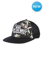 VANS Womens Beach Girl Trucker Cap black/white