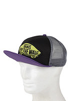 VANS Womens Beach Girl Trucker Cap blue iris
