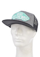 VANS Womens Beach Girl Trucker Cap (geometric) bla