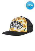 VANS Womens Beach Girl Trucker Cap sunflower (true