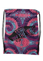 VANS Womens Benched Bag tie die/pink