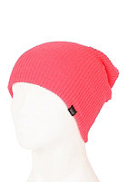 VANS Womens Boast Beanie neon red