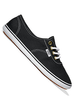 VANS Womens Cedar sailboat black