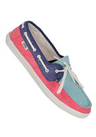 VANS Womens Chauffette aqua sea/calyps