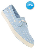 VANS Womens Chauffette mini polka dot