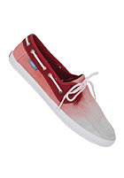 VANS Womens Chauffette ombre red