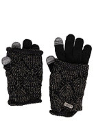VANS Womens Clouded Gloves black