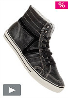VANS Womens Corrie Hi Leather black