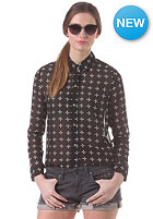 VANS Womens Effie Woven Shirt black