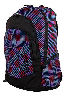 VANS Womens Entry Backpack passion flower
