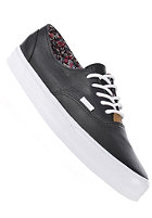 VANS Womens Era Decon CA nappa leather black