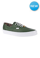 VANS Womens Era Decon CA nappa leather dark green