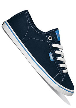 VANS Womens Ferris Lo Pro navy/white 