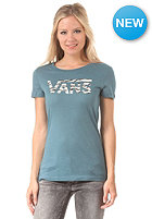 VANS Womens Filled Up Crew S/S T-Shirt mallard