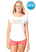 VANS Womens Flag S/S T-Shirt white