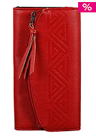 VANS Womens Fringed Up Wallet paprika