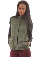 VANS Womens Hawthorne Jacket green