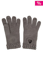 VANS Womens Jive Gloves dark gull grey