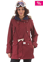 VANS Womens Joy Belle Jacket bordeaux