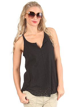 VANS Womens Lasered Tank Top onyx