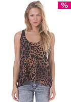 VANS Womens Lefty Tank Top biscuit
