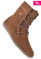 VANS Womens Maraka Boot (Moc Hi Top) brown