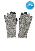 VANS Womens Meddle Gloves black