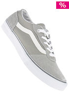 VANS Womens Milton (suede canvas) grey/white