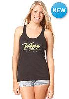 VANS Womens NYC Tank Top black
