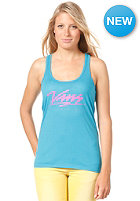 VANS Womens NYC Tank Top caneel bay