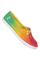 VANS Womens Rata Lo ombre rasta