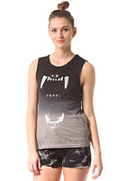 VANS Womens Rawr Muscle Tank Top black