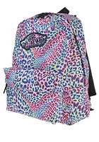 VANS Womens Realm Backpack (leopard) multi