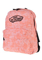 VANS Womens Realm Backpack sparkle coral