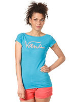 VANS Womens Reincarnate S/S T-Shirt caneel bay