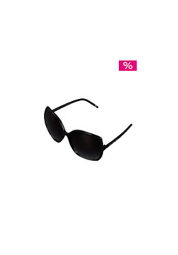 VANS Womens Rockin Lady Sunglass transparent onyx