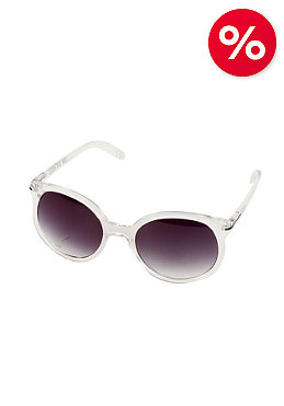 VANS Womens Round Out Sunglasses clear