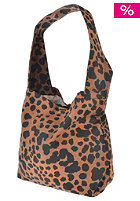 VANS Womens Rozelle Tote Bag leopard dot