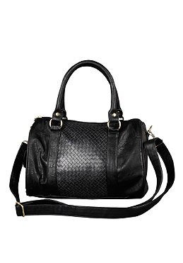 VANS Womens Saddled Medium Bag onyx