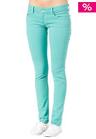 VANS Womens Skinny Denim Pant sea green cheet