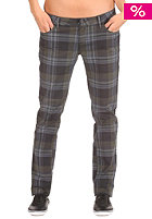 VANS Womens Skinny Fit Pant rosin plaid