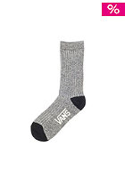 VANS Womens Sloucher Slouchy Socks black