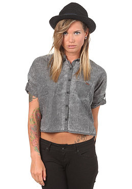 VANS Womens Sock Hop S/S Shirt onyx