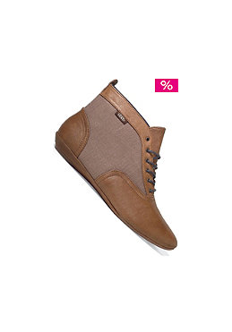 VANS Womens Sophie Leather brown