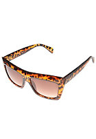 VANS Womens Square Cat Sunglasses brown