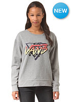 VANS Womens Star Crossed Crew Knit Sweat heather grey
