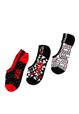 VANS Womens Stars Dot Hearts Socks stars dot hearts