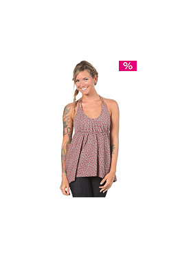 VANS Womens Twisted Tank Top heather grey