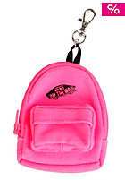 VANS Womens Vans Backpack Keychain neon pink