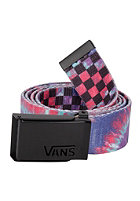 VANS Womens Witty Web Belt tie dye pink